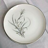 Vintage Castlecourt Wheat Spray Japan China Saucer EUC