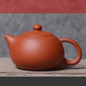 Chinese xishi pot marked on sales purple clay kungfu tea pot big promotion China