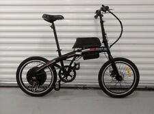 "2fast4u Folding Electric bike 20"" wheels 48v 1000w pedalease motor"