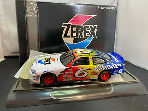 Racing Champions Authentics Mark Martin Zerex Ford Taurus NASCAR 1/24 Diecast
