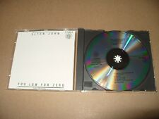 Elton John Too Low For Zero 10 Track cd 1983 vg/ex