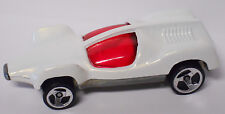 1997 Hot Wheels White Ice Series Speed Machine #561-Pearl White Paint