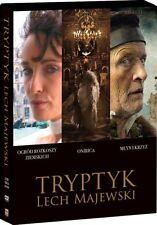 TRYPTYK: LECH MAJEWSKI - BOX [3 DVD]