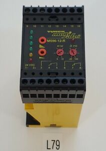 *PREOWNED* Turck MS96-12-R Control Circuit 250V 2A 60W 500VA DIN Rail + Warranty