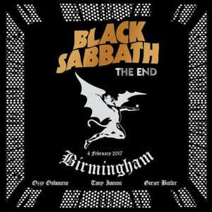 BLACK SABBATH - The End - CD