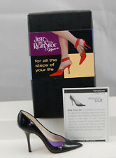 Just The Right Shoe by Lorraine Vail Shoe Miniatures- Timeless