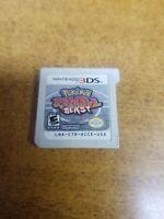 Pokemon Rumble Blast (Nintendo 3DS, 2011)(Tested)