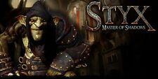 Styx PC de Steam código clave nueva descarga maestro de las sombras juego rápido región libre