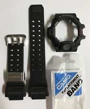CASIO Original G-Shock Band GW-9400-1  GW-9400 Black  Strap & Black Bezel GW9400