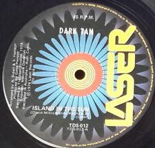 """DARK TAN - ISLAND IN THE SUN / WAR & PEACE 12""""SG '78 LASER TDS-012 OZ ONLY DISCO"""