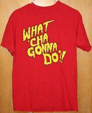 WWE - Hulk Hogan - Authentic - Size Medium - M - Pre-used!