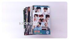 BTS Bang Tan Boys Game Name Photo Card 45 Pcs KPOP V Jhope Jimin Jung Kook Suga