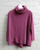 Possum Merino Wool Luxury Women's Jumper size S