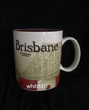Starbucks Brisbane Mug Australia Icon Bridge Coffee Cup