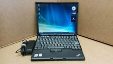 Lenovo Ibm ThinkPad X61 Intel Core 2 Duo 2.00Ghz 2Gb Ram/80Gb Hdd/Win Vista W/Ad