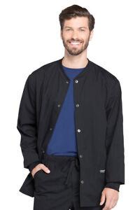 Cherokee Workwear WW Professionals WW360 Men's Warm-up Scrubs Jacket