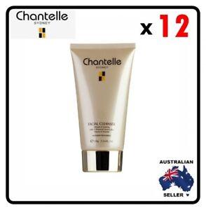 12x Chantelle Facial Cleanser