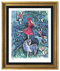 Marc Chagall Signed & Hand-Numbered Limited Ed