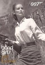 "James Bond In Motion - BG64 ""Tania Mallet"" Bond Girls Chase Card"