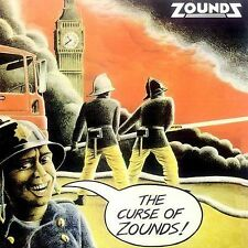 The Curse of Zounds by Zounds (CD, Mar-1997, Broken Rekids)