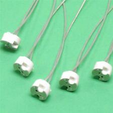 5 Pack TP-61 G/GU/GX/GZ4 G/GU/GX5.3 G/GX/GY/GZ6.35 BI PIN LAMP HOLDERS MR11 MR16
