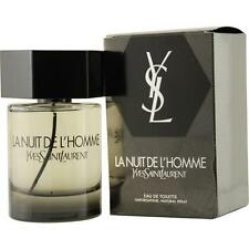 La Nuit De L'homme Yves Saint Laurent by Yves Saint Laurent EDT Spray 2 oz New P