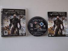 Quake Wars Enemy Territory JEU PS3 Complet avec Notice