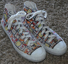Vintage KEDS 1993 Looney Tunes High Top Shoes Sneakers Size 10