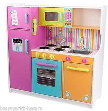 Cucina per Bambini in legno luminosa colorata e accessoriata KidKraft 53100