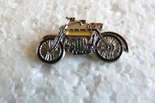 FN 412 mobylette Motorcycle motorbike metal lapel pin