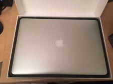 "MacBook Pro Retina A1398 15"" Intel Core i7 Quad Core 2.3Ghz 8Gb 256GB Boxed"
