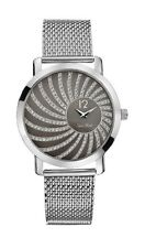 NEW MARC ECKO E95060L1 The Primavera Silver Iced 40mm ST STEEL LADIES WATCH #34