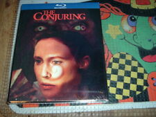 THE CONJURING BLU RAY NEW LENTICULAR SLIPCOVER SLEEVE HORROR HAPPY HALLOWEEN