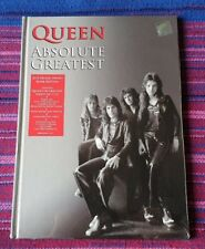 Queen ~ Absolute Greatest ( EU Press ) Cd