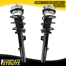 2007-2013 BMW 335i (2) Front Quick Complete Struts & Coil Spring Assembly Pair