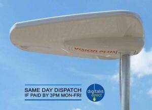 Vision Plus Image 450 4G Digital Antenna Caravan Television TV Aerial Motorhome