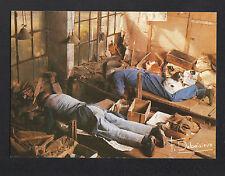 COUTELLERIE , OUVRIER au travail en 1986 / Francis DEBAISIEUX N° 185
