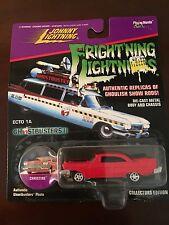 Johnny Lightning Christine Frightning Lightning Ecto1A Ghostbusters Ii1997 Nrfc