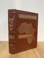 Stand on Zanzibar John Brunner Easton Press Collector Edition Leather 1987