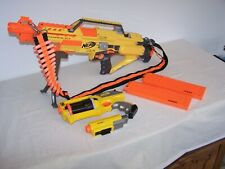 NERF N-Strike Stampede ECS Yellow & Maverick REV-6 Yellow