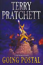 Going Postal by Terry Pratchett (Hardback, 2004) FIRST EDITION MINT UNREAD