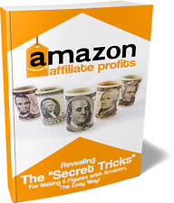 Amazon Affilate Profits- eBook and Videos on CD
