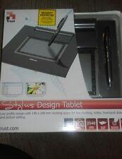 Trust Stylus Design Tablet / Unboxed