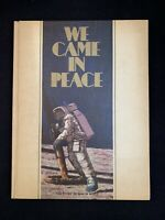 We Came in Peace: The Story of Man in Space (1969) - First Edition
