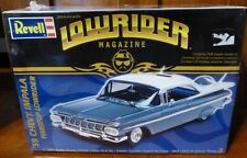 NEW Revell '59 CHEVY IMPALA HARDTOP LOWRIDER ~ 1:25 Scale Model Kit ~ SEALED