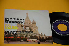 "GIANFRANCO INTRA 7"" MIDNIGHT IN MOSCOW ORIG ITALY JAZZ '50 EX !!!!!!!!"