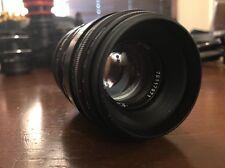 58mm F2.0 Helios 44-2 Lens With Sony Nex E Mount Adpt Incld. Cine Killer Flares!