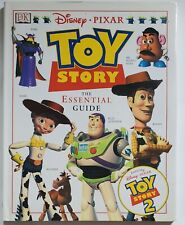 PIXAR Toy Story 2 Essential Guide DK Publishing 2010 Hard Cover Book Disney CP