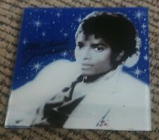 """Michael Jackson Carnival Glass """"Mirror"""" Collectible Rare Vintage King Of Pop"""