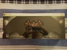 Batman Arkham Asylum Collector's Edition XBOX 360 Brand New